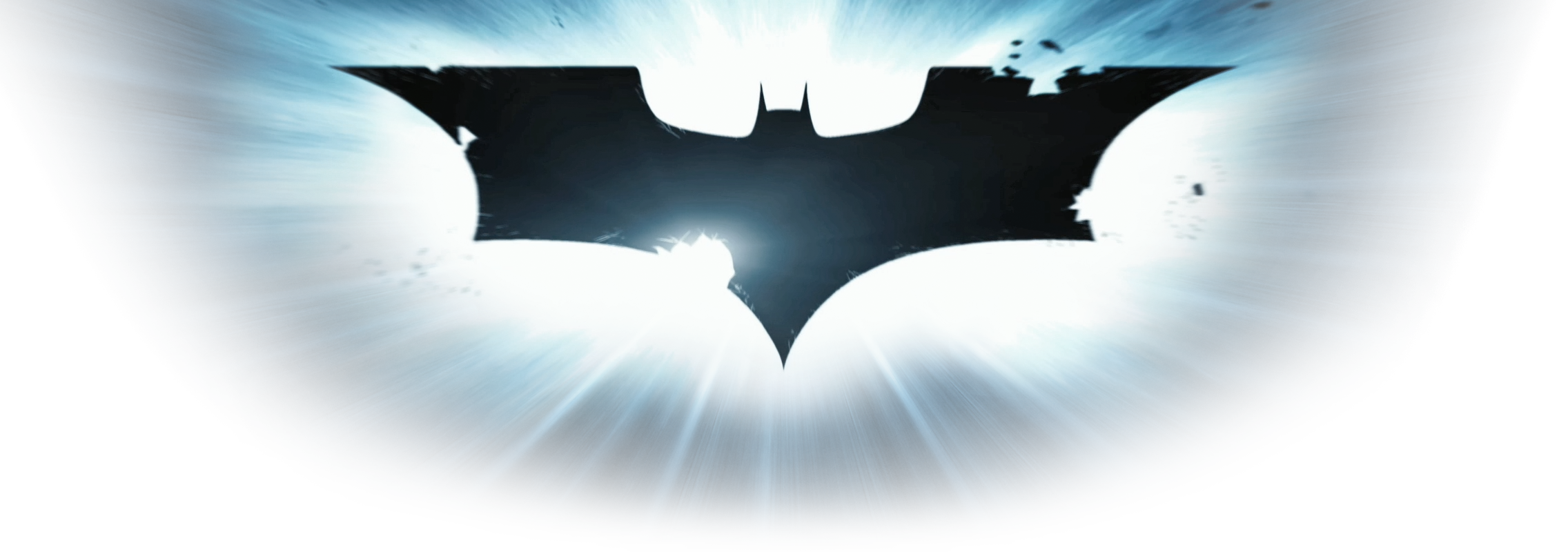 Dark Knight Movie Icons Bat Symbol Burst