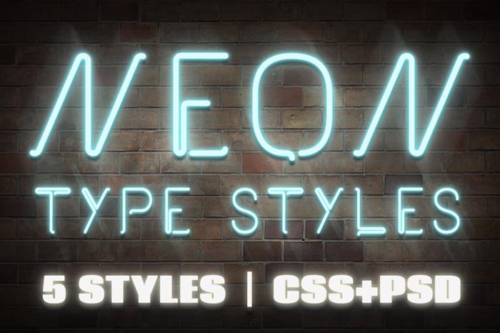 css-type-neon
