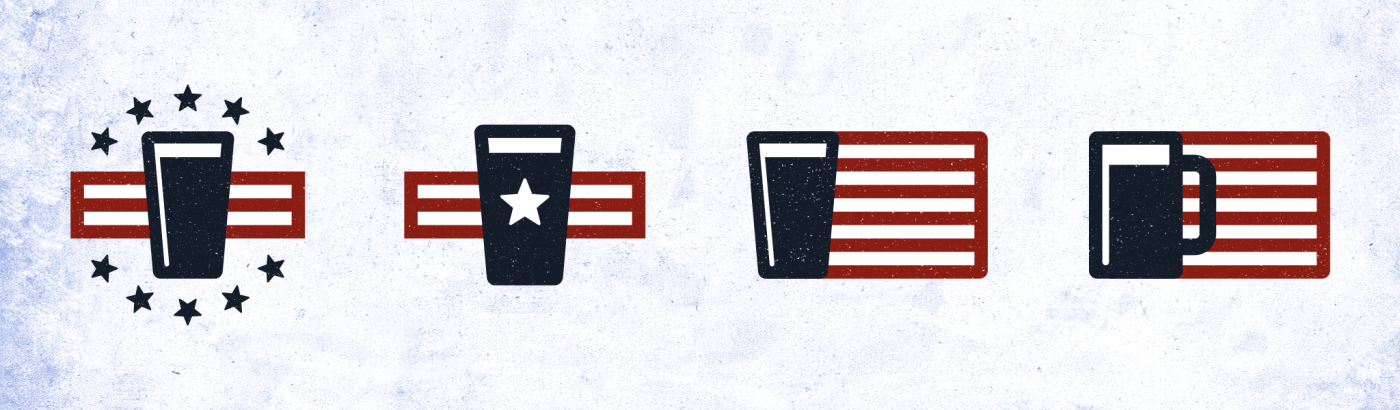 Beer-City-USA-Icons