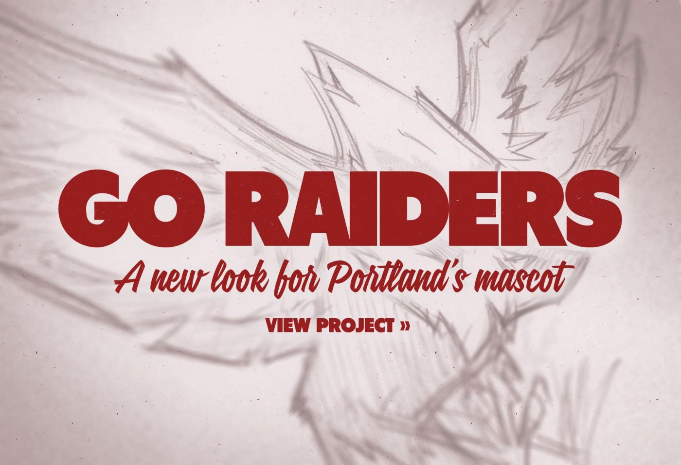 Portland Raider Bird