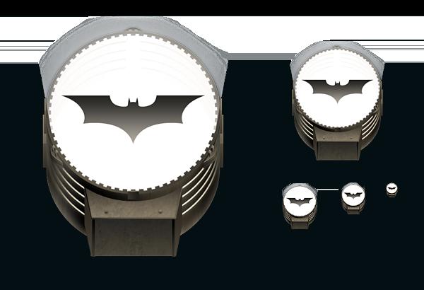 Bat Signal (on)